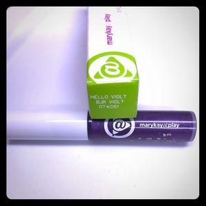 Mary Kay Makeup - Purple Liquid Eyeliner